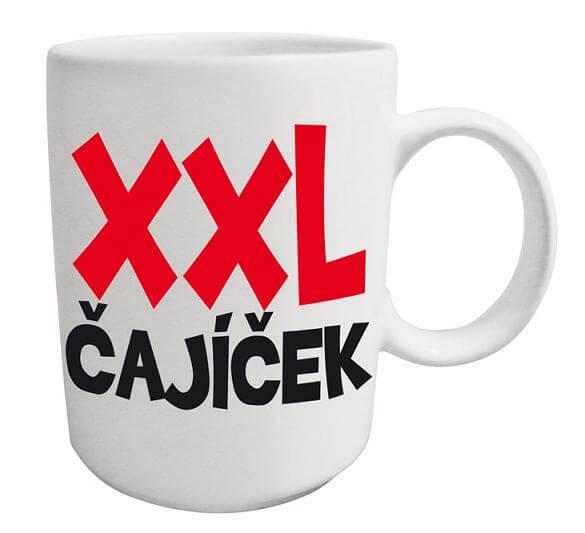 Obří hrnek - XXL čajíček