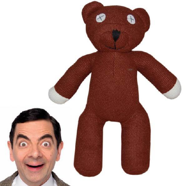 Teddy medvídek Mr. Beana