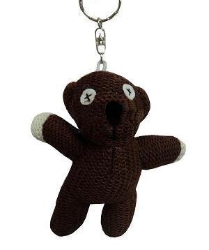 Medvídek Teddy na klíče