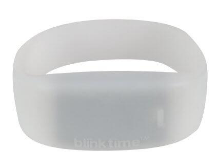 Blink time hodinky bílé