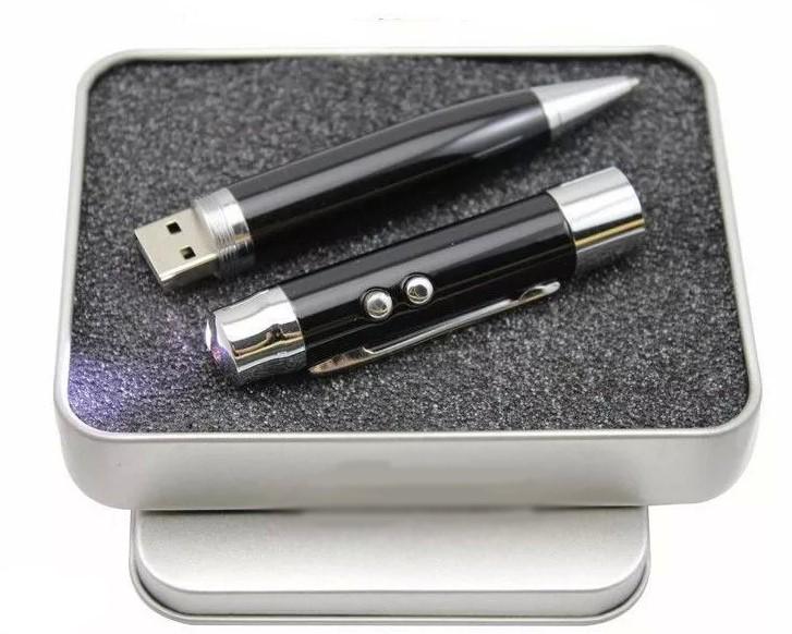 Levně USB flash disk propiska 5v1 32 GB
