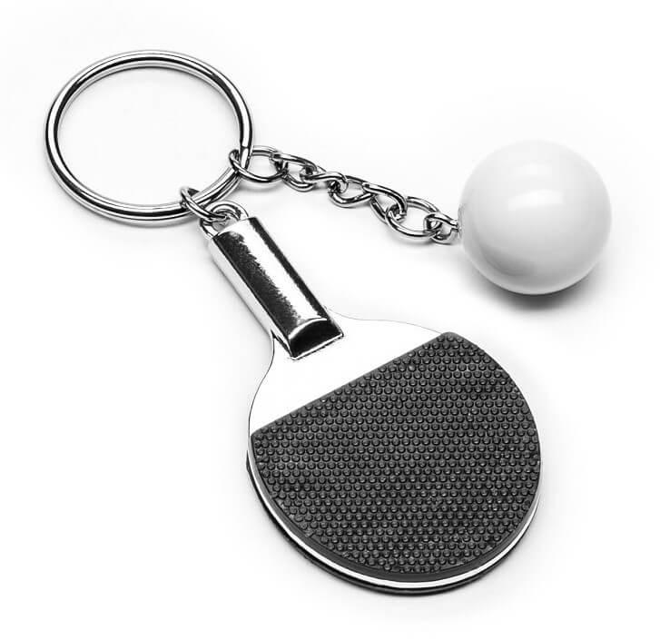 Přívěšek na klíče ping-pong